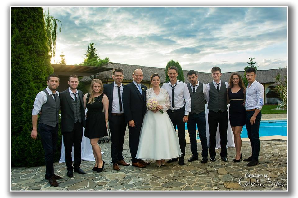 Formație nuntă Ploiești, la Restaurant Laguna