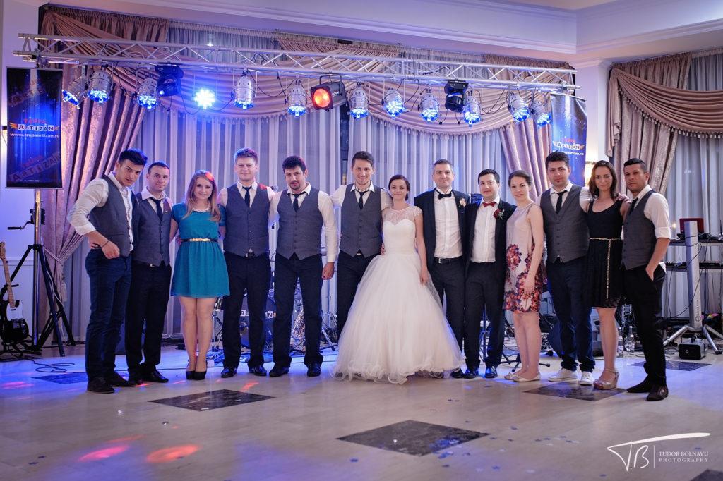 Formație nuntă Pașcani, la Imperial Ballroom