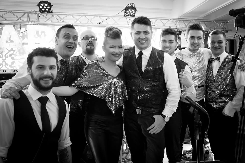 Formație nuntă București. O petrecere de primă clasă