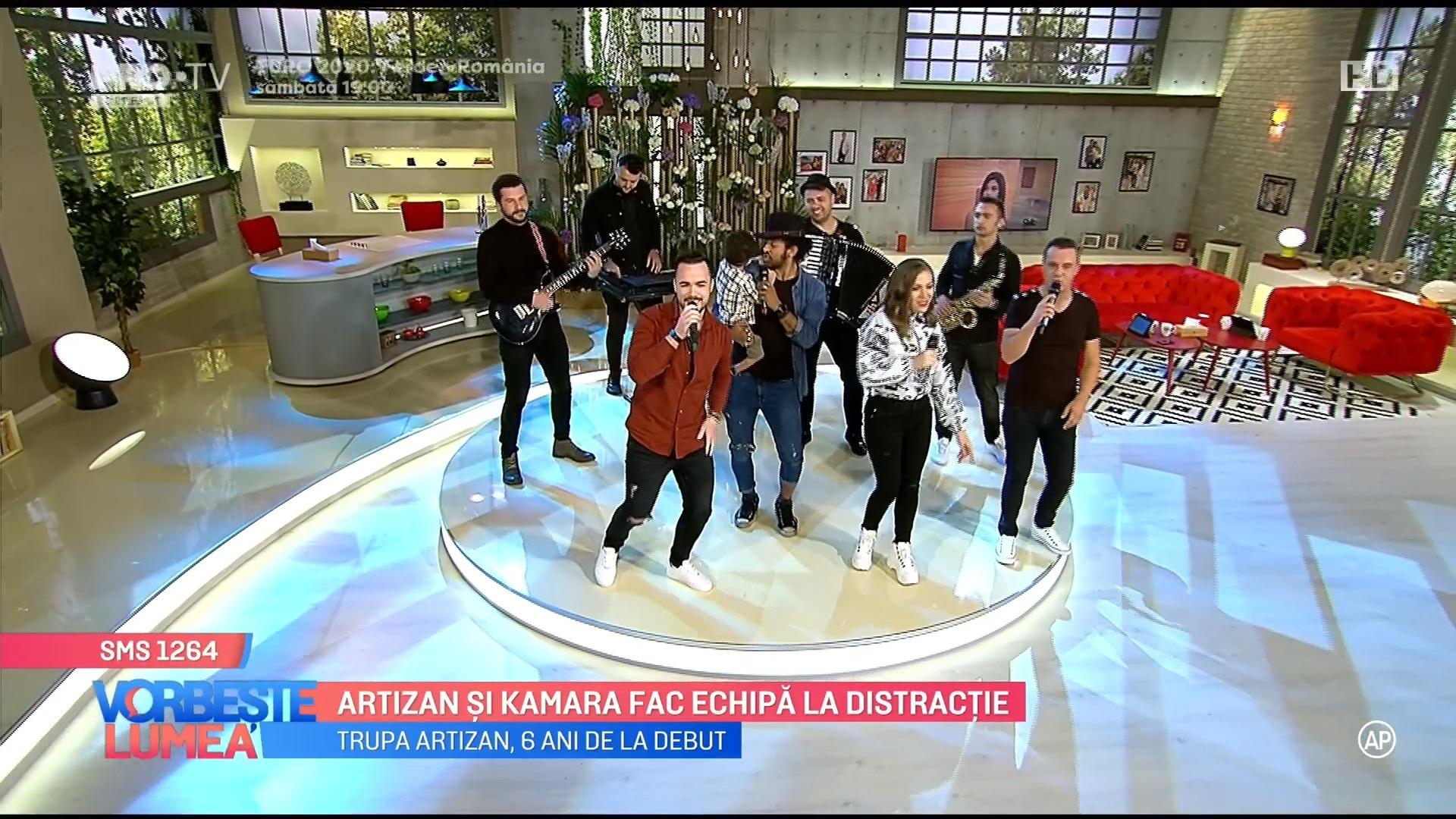 Artizan & Kamara – Ești tot ce mi-am dorit (Vorbește lumea – Pro TV)