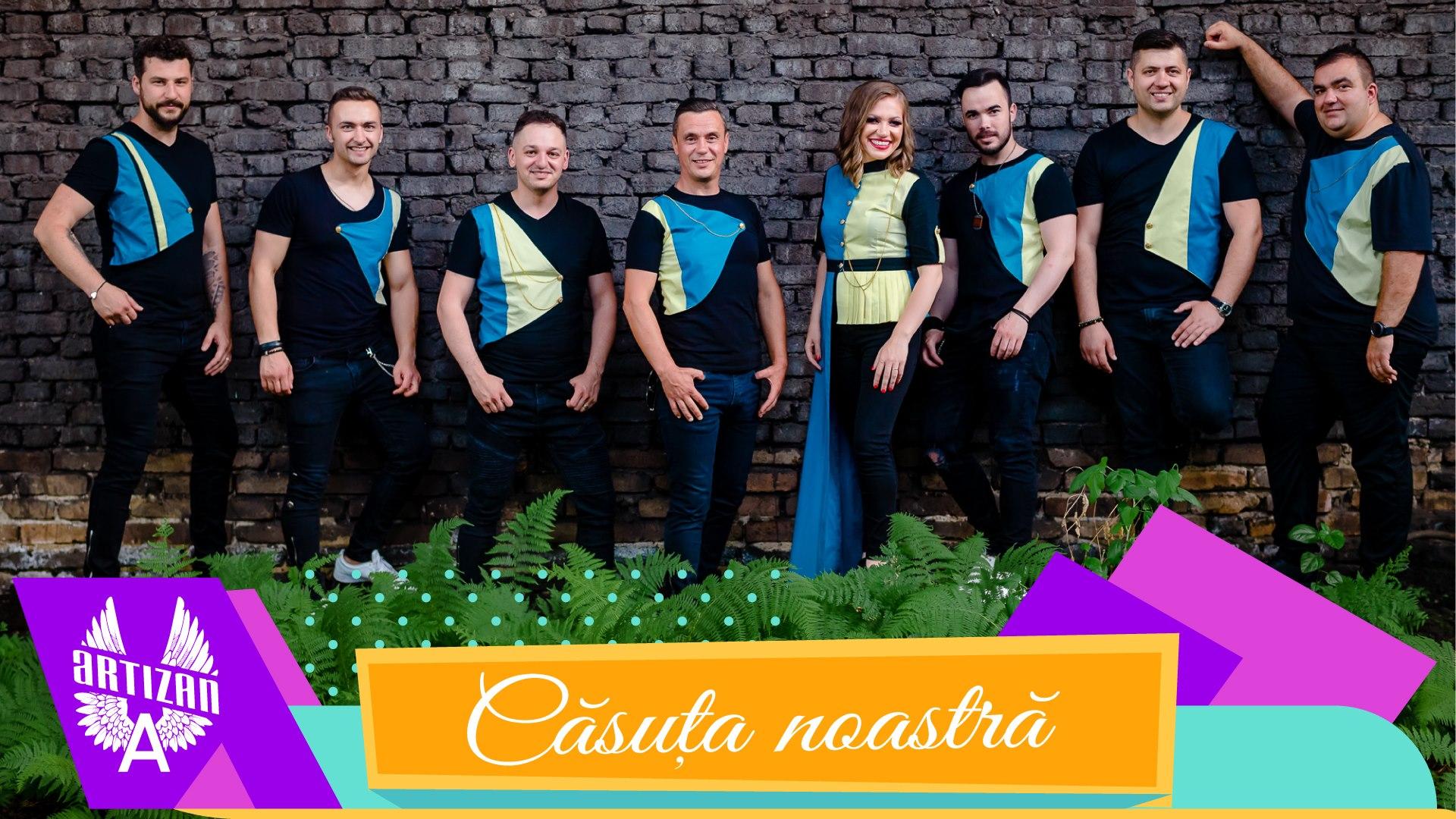 Trupa Artizan – Căsuța noastră – New Single 2019